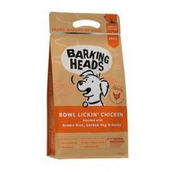 BARKING HEADS Bowl Lickin'...