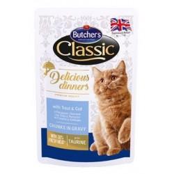 Butcher's Cat...