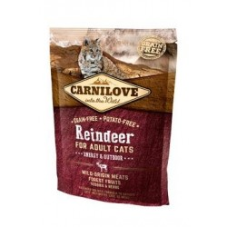 Carnilove Cat Reindeer for...
