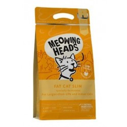 MEOWING HEADS Fat Cat Slim...