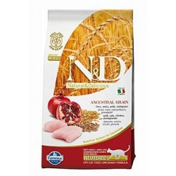 N&D LG CAT Neutered Chicken...