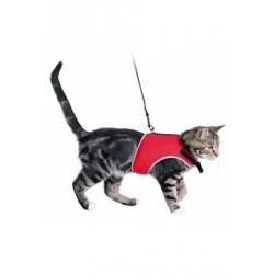 Postroj kočka vesta 24-42cm...