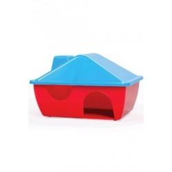 Domek pro hlodavce plastový...